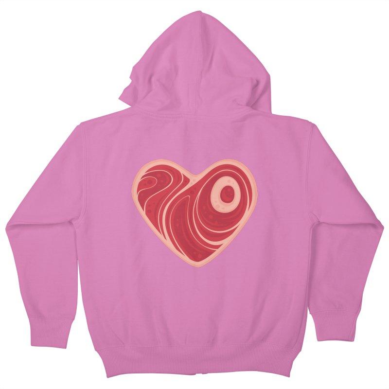 Meat Heart   by Fizzgig's Artist Shop