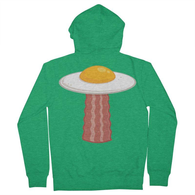 Eggstraterrestrial Women's Zip-Up Hoody by Fizzgig's Artist Shop