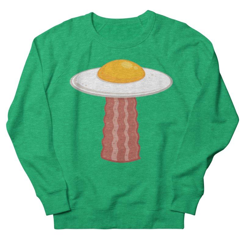 Eggstraterrestrial Women's Sweatshirt by Fizzgig's Artist Shop