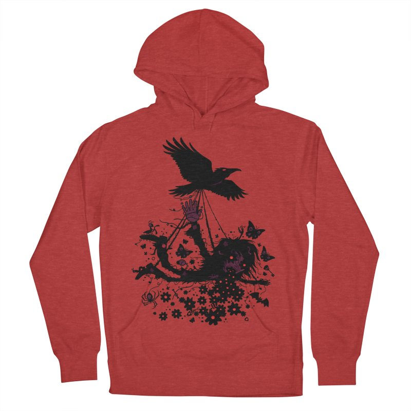 To The Sky Women's Pullover Hoody by Fizzgig's Artist Shop