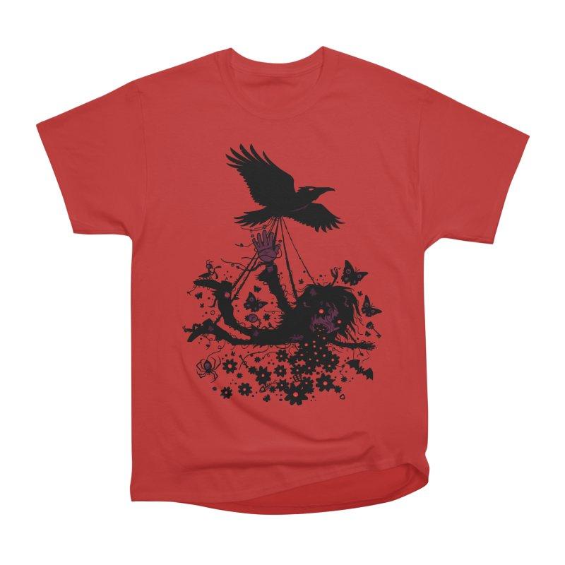 Strange Trip Through The Sky Men's Classic T-Shirt by Fizzgig's Artist Shop