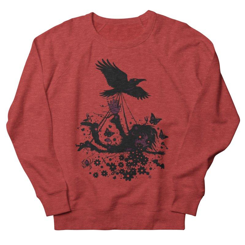 Strange Trip Through The Sky Men's Sweatshirt by Fizzgig's Artist Shop
