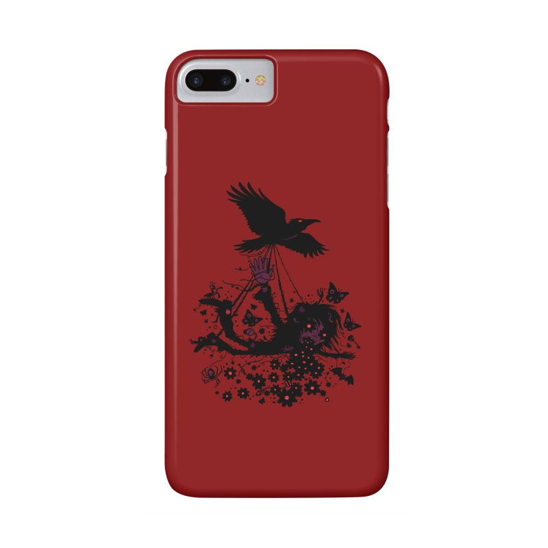 To The Sky Accessories Phone Case by Fizzgig's Artist Shop