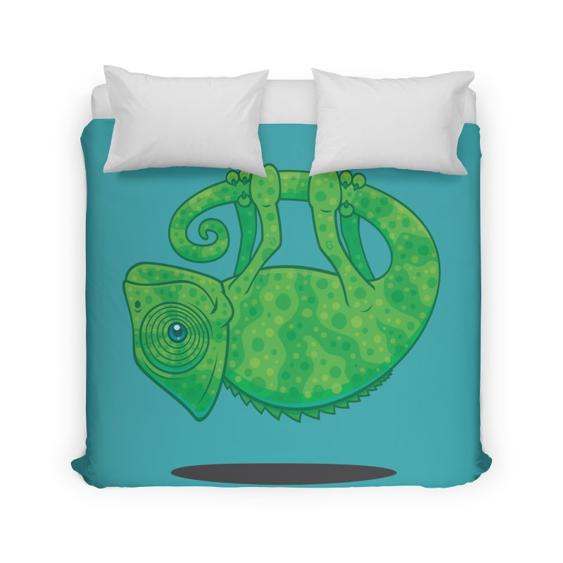 Magical Chameleon   by Fizzgig's Artist Shop