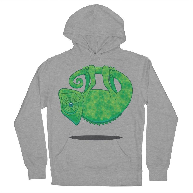 Magical Chameleon Men's Pullover Hoody by Fizzgig's Artist Shop