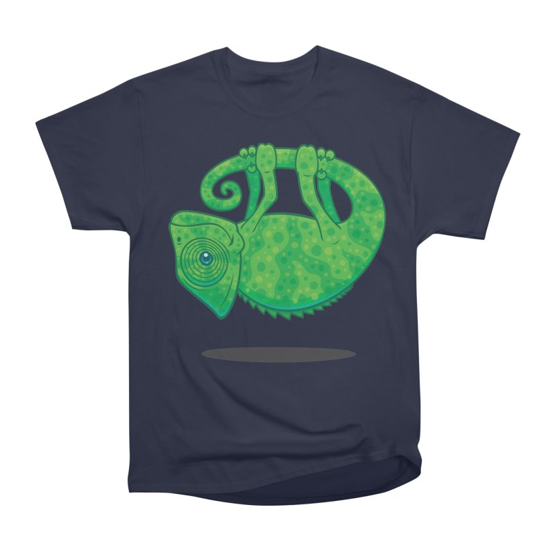 Magical Chameleon Men's Classic T-Shirt by Fizzgig's Artist Shop