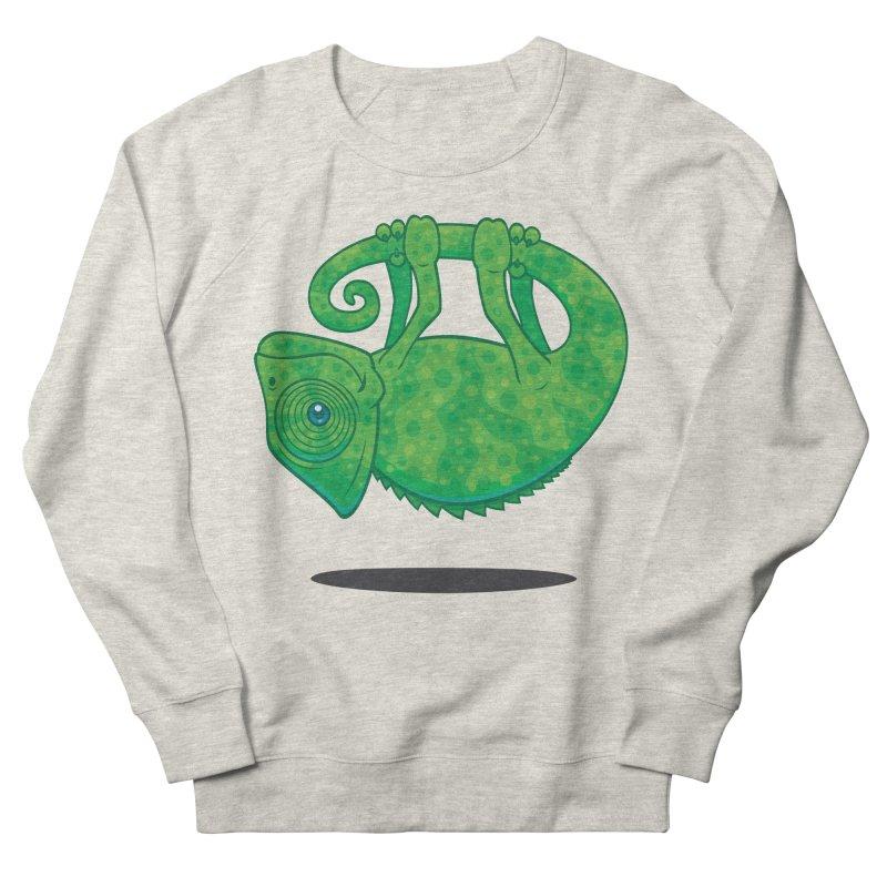 Magical Chameleon Women's Sweatshirt by Fizzgig's Artist Shop
