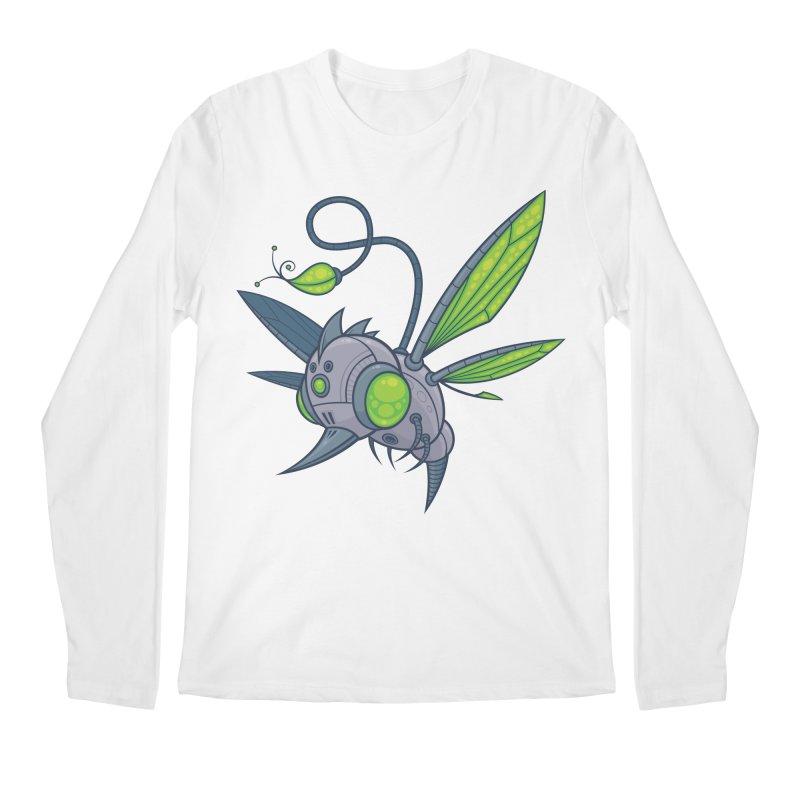 HUMM-BUZZ Men's Longsleeve T-Shirt by Fizzgig's Artist Shop