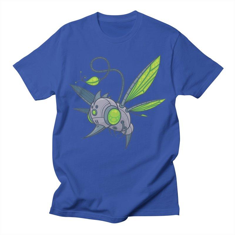 HUMM-BUZZ Men's T-shirt by Fizzgig's Artist Shop