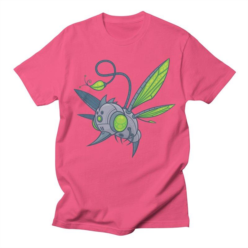 HUMM-BUZZ Women's Unisex T-Shirt by Fizzgig's Artist Shop