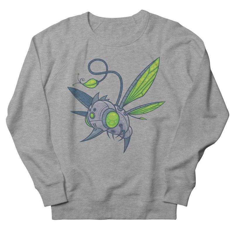 HUMM-BUZZ Men's Sweatshirt by Fizzgig's Artist Shop