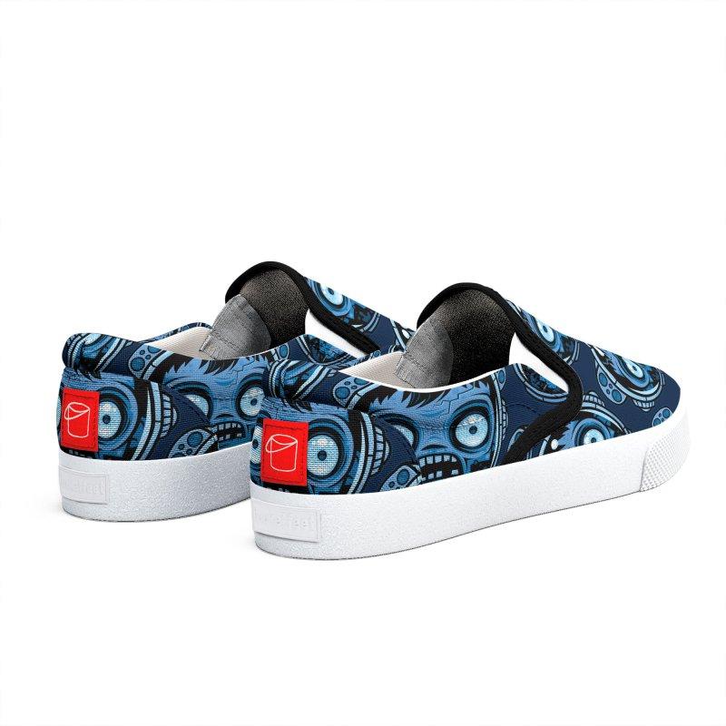 Zombie Astronaut Women's Shoes by Fizzgig's Artist Shop