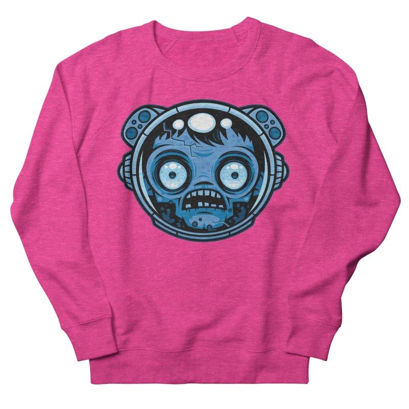 Zombie Astronaut Women's Sweatshirt by Fizzgig's Artist Shop
