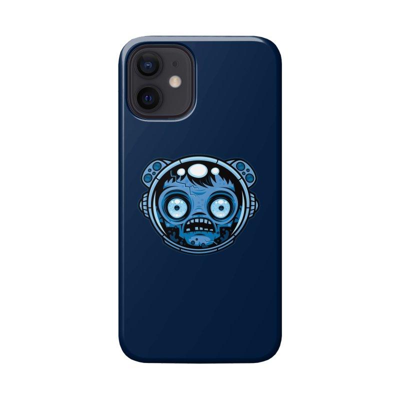 Zombie Astronaut Accessories Phone Case by Fizzgig's Artist Shop
