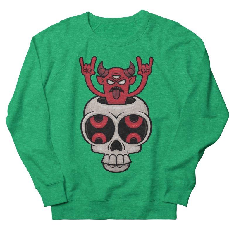 Possessed Men's Sweatshirt by Fizzgig's Artist Shop