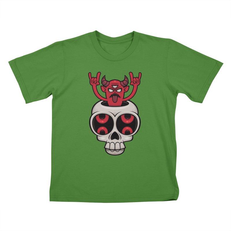 Possessed Kids T-Shirt by Fizzgig's Artist Shop