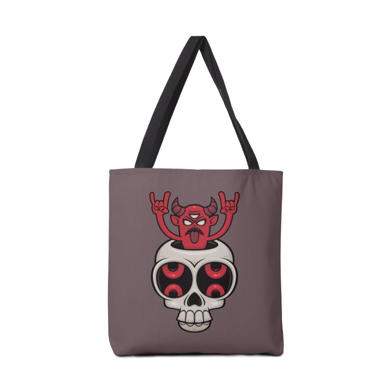 Possessed Accessories Bag by Fizzgig's Artist Shop