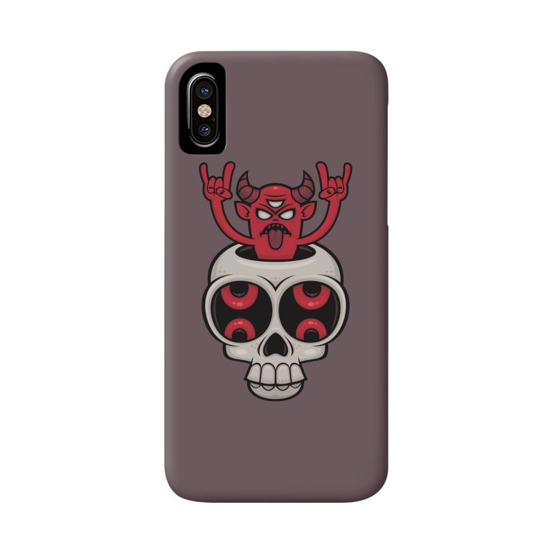 Possessed Accessories Phone Case by Fizzgig's Artist Shop