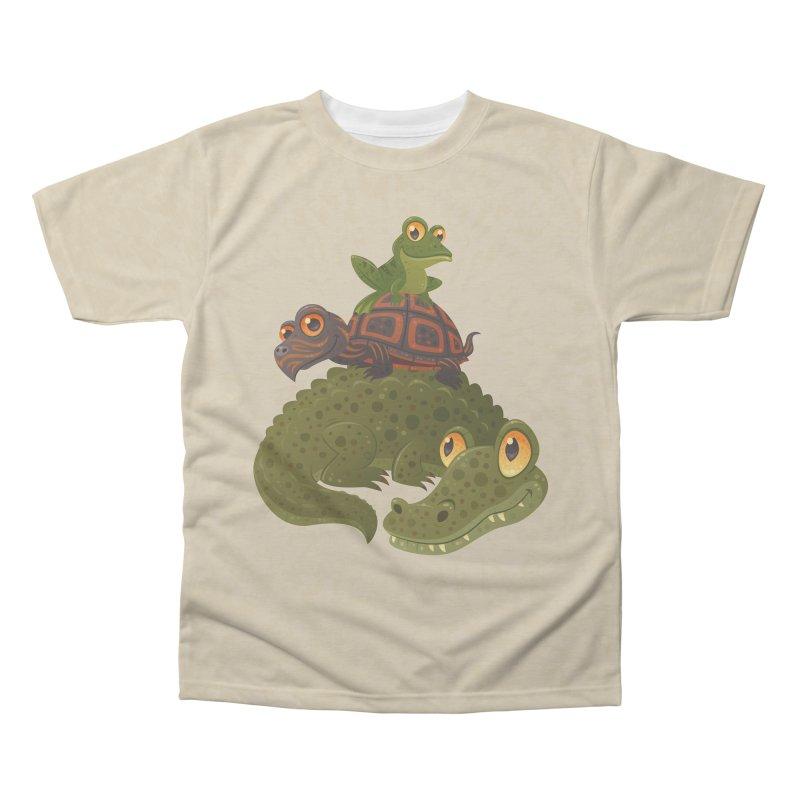 Swamp Squad Men's Regular All Over Print by Fizzgig's Artist Shop