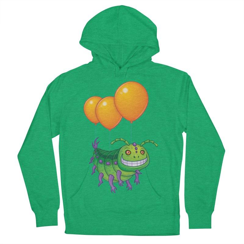 Impatient Caterpillar Men's Pullover Hoody by Fizzgig's Artist Shop
