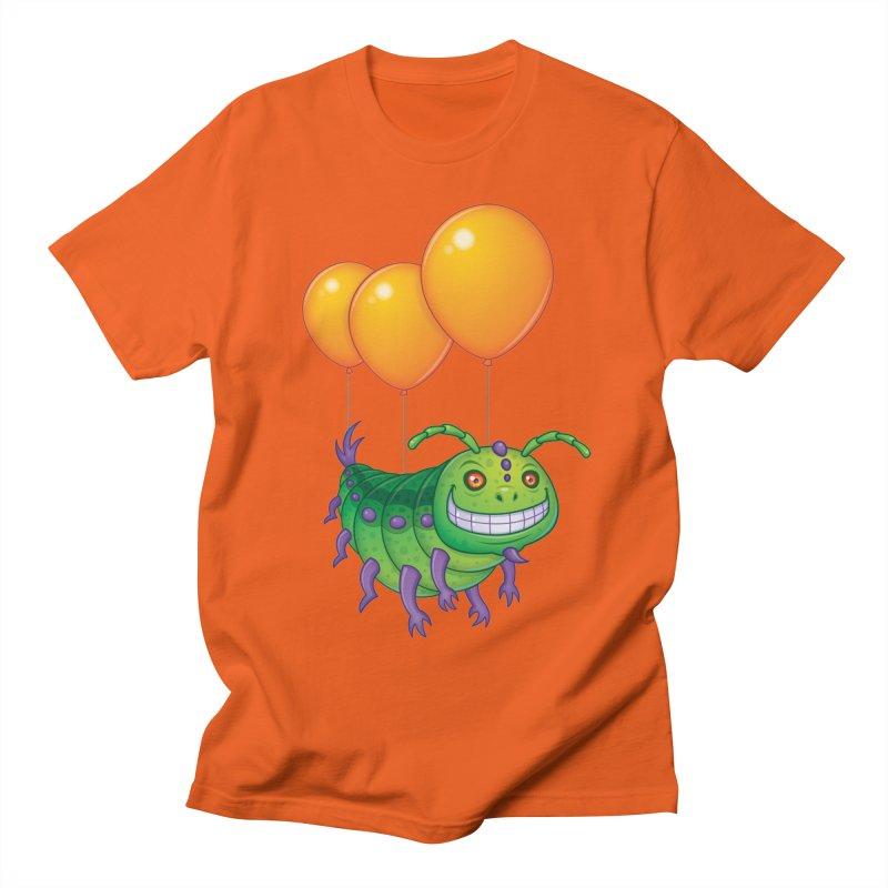 Impatient Caterpillar Women's Unisex T-Shirt by Fizzgig's Artist Shop
