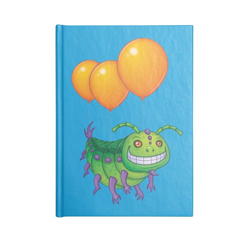 Impatient Caterpillar Accessories Notebook by Fizzgig's Artist Shop