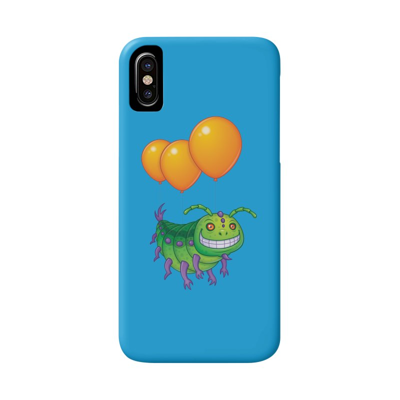 Impatient Caterpillar Accessories Phone Case by Fizzgig's Artist Shop