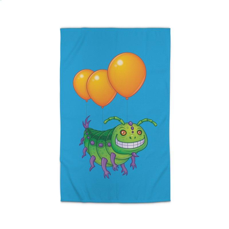 Impatient Caterpillar Home Rug by Fizzgig's Artist Shop