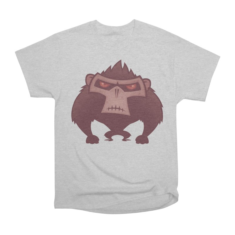 Angry Ape Women's Classic Unisex T-Shirt by Fizzgig's Artist Shop