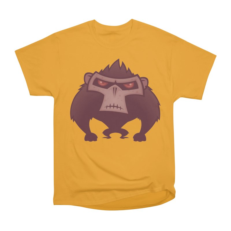 Angry Ape Men's Classic T-Shirt by Fizzgig's Artist Shop