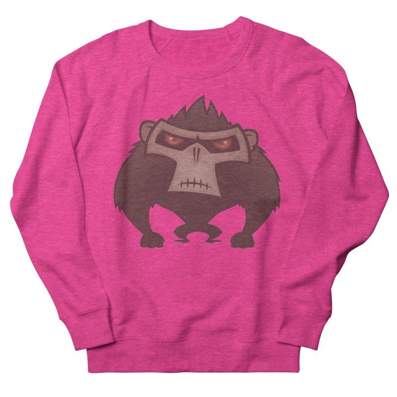 Angry Ape Men's Sweatshirt by Fizzgig's Artist Shop