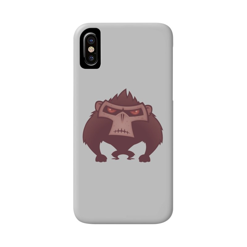 Angry Ape Accessories Phone Case by Fizzgig's Artist Shop