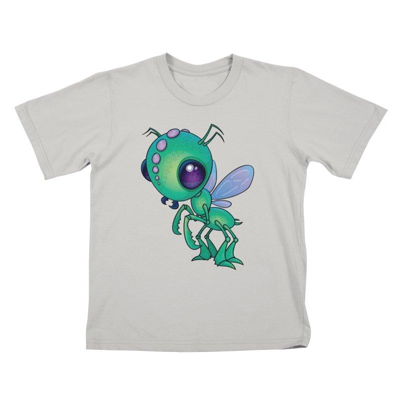 Chirpee Kids T-Shirt by Fizzgig's Artist Shop