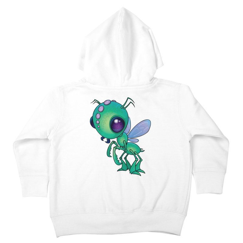 Chirpee Kids Toddler Zip-Up Hoody by Fizzgig's Artist Shop