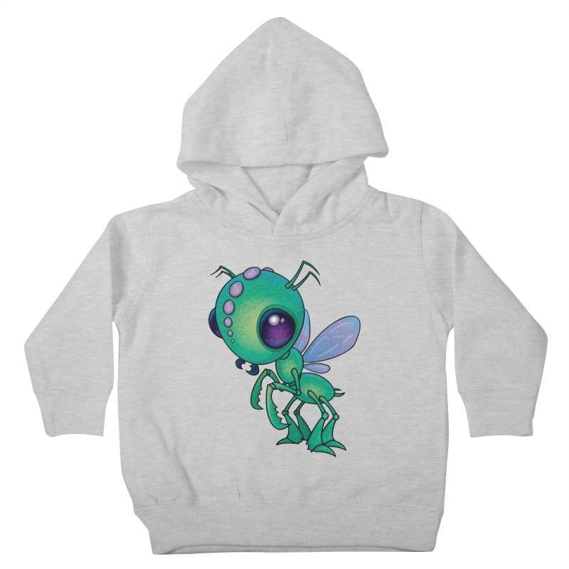 Chirpee Kids Toddler Pullover Hoody by Fizzgig's Artist Shop