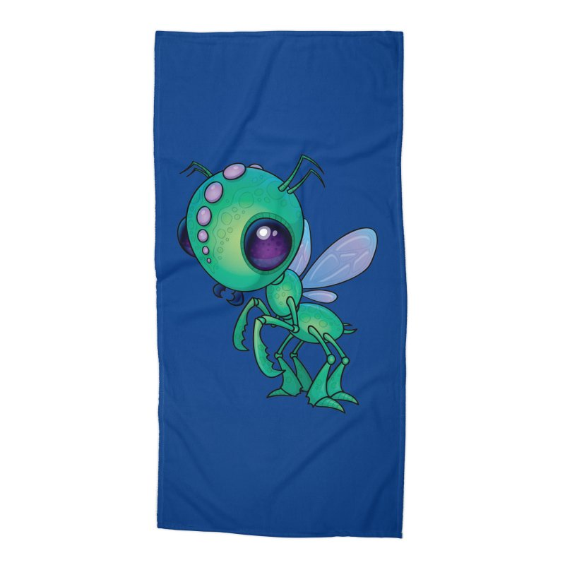Chirpee Accessories Beach Towel by Fizzgig's Artist Shop
