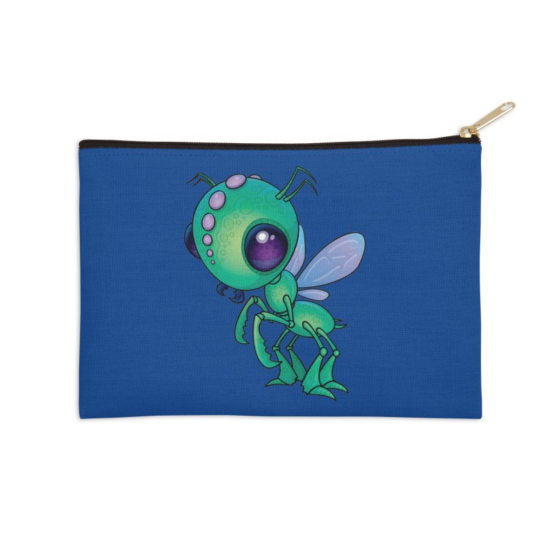 Chirpee Accessories Zip Pouch by Fizzgig's Artist Shop
