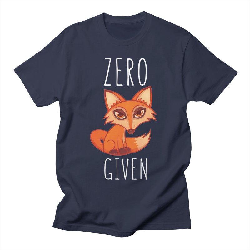 Zero Fox Given Women's Unisex T-Shirt by Fizzgig's Artist Shop
