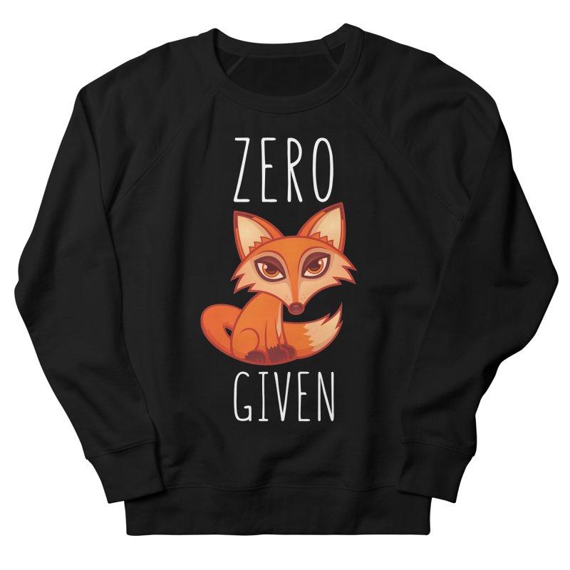 Zero Fox Given Women's Sweatshirt by Fizzgig's Artist Shop
