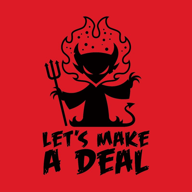 Deal With The Devil by Fizzgig's Artist Shop
