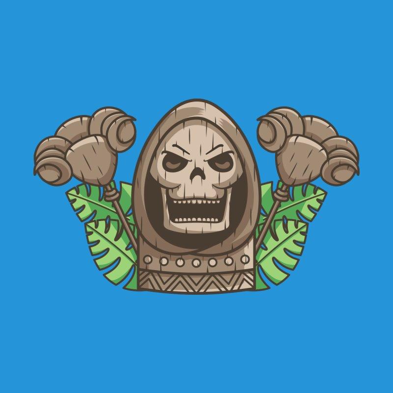 Skeletor Tiki by Flaming Imp's Artist Shop