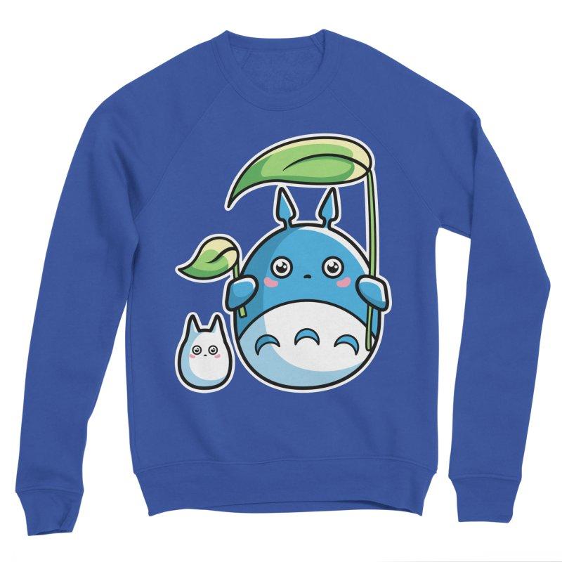 Kawaii Cute Zuku and Mini Women's Sponge Fleece Sweatshirt by Flaming Imp's Artist Shop