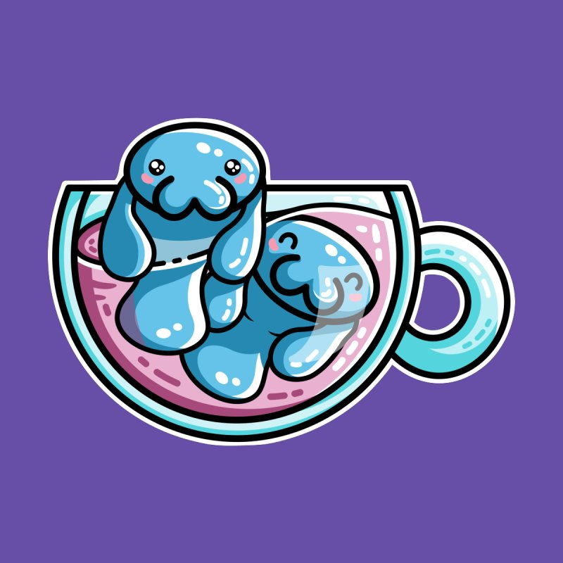 Mana-tea by Flaming Imp's Artist Shop
