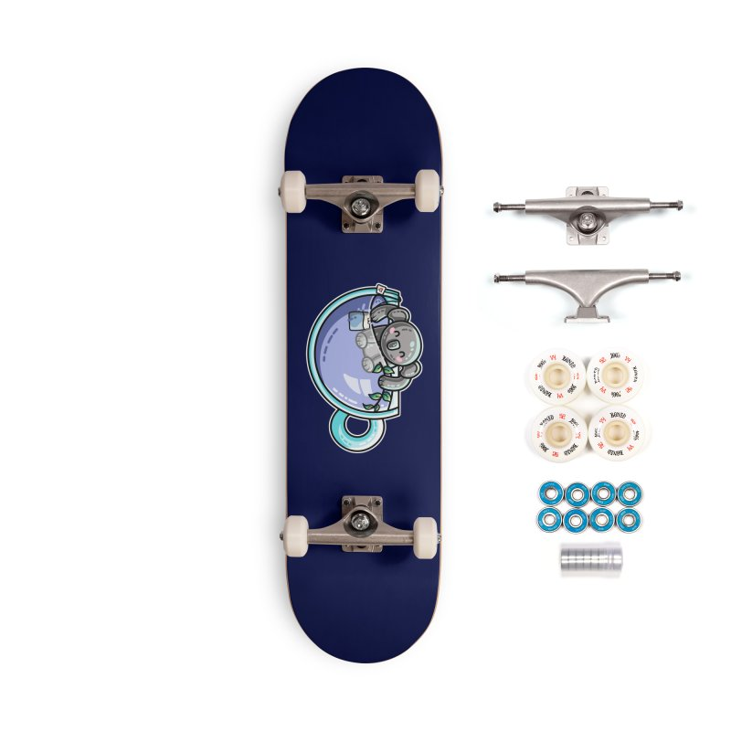 Quality Koala-Tea Pun Accessories Complete - Premium Skateboard by Flaming Imp's Artist Shop