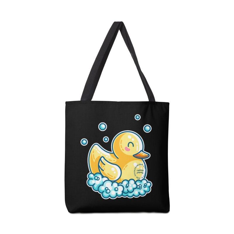 Ship B Captain's Rubber Duck Accessories Tote Bag Bag by Flaming Imp's Artist Shop
