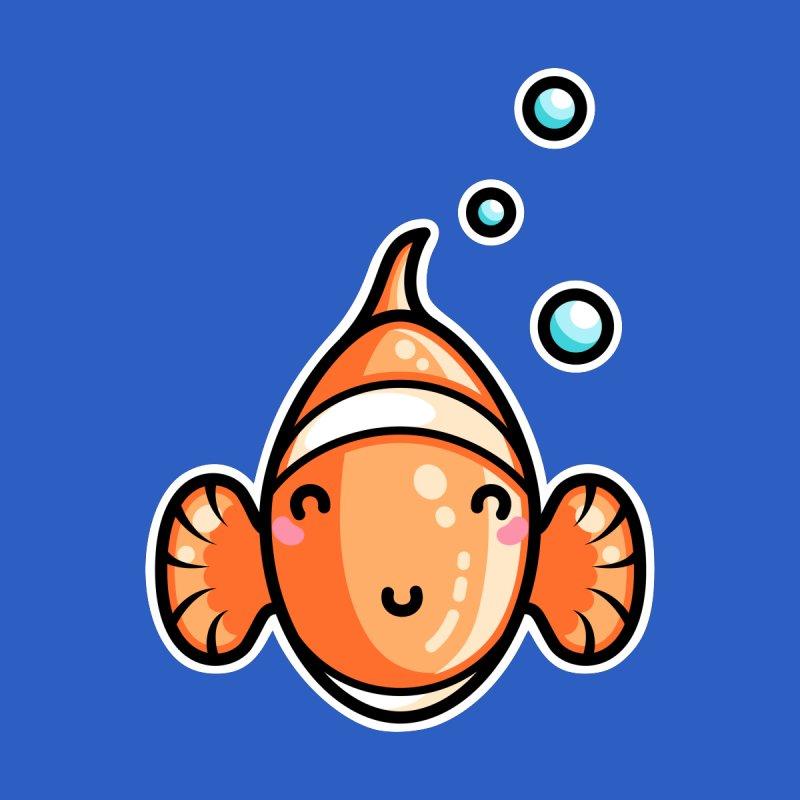 Kawaii Cute Clownfish by Flaming Imp's Artist Shop