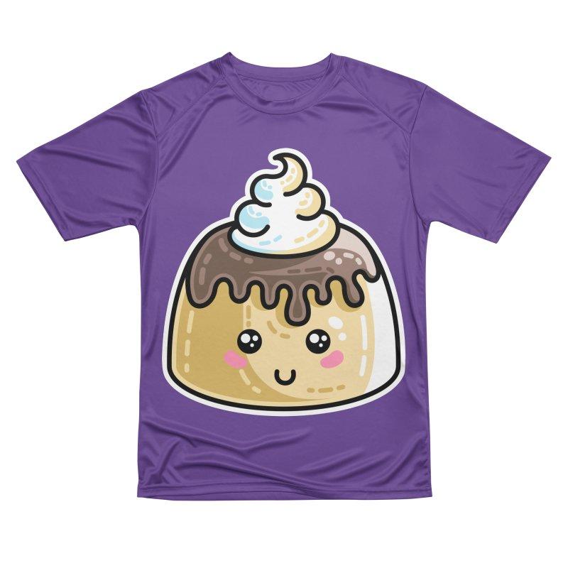 Kawaii Cute Dessert Women's Performance Unisex T-Shirt by Flaming Imp's Artist Shop