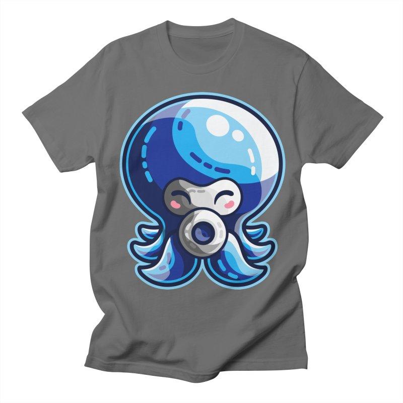 Cute Blue Octorok Men's T-Shirt by Flaming Imp's Artist Shop