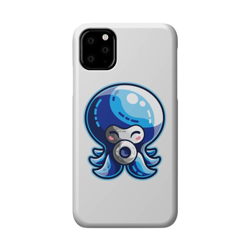 Cute Blue Octorok Accessories Phone Case by Flaming Imp's Artist Shop