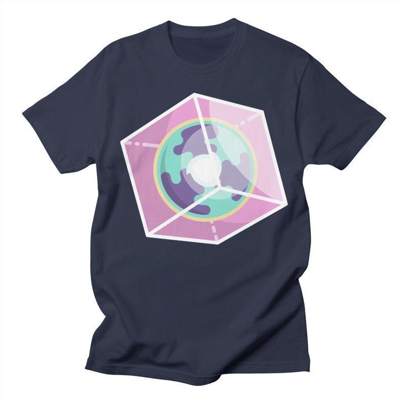 The Librarian Cube Dimensional Key Women's Regular Unisex T-Shirt by Flaming Imp's Artist Shop